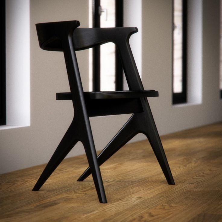 Tom Dixon's Slab Chair