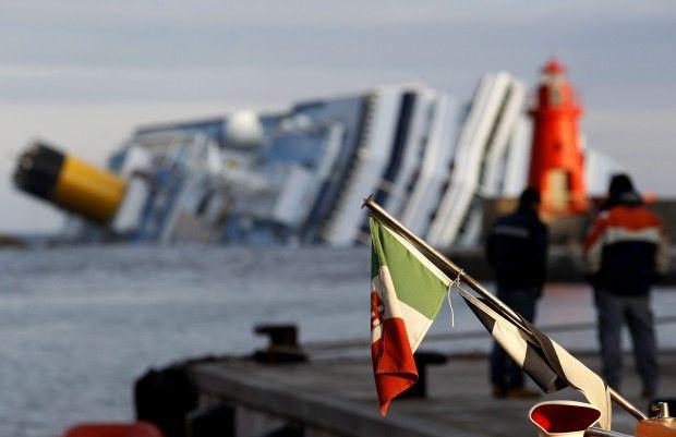 """The tragedy of """"Costa Concordia"""" - 3"""