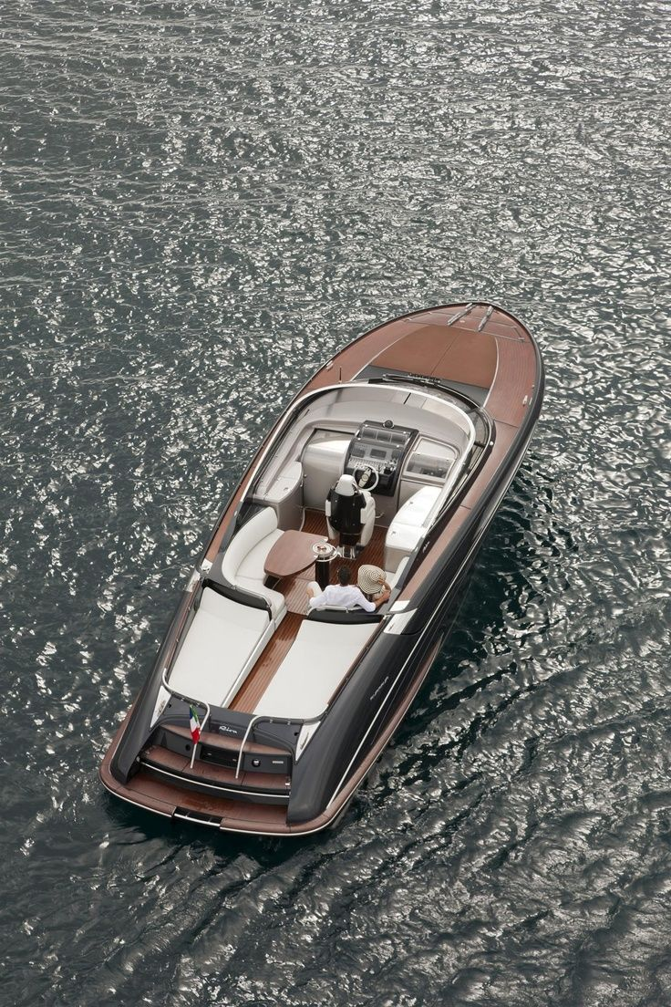 doyoulikevintage:  Riva Yacht