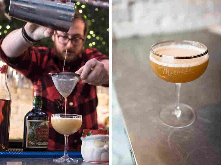 Cookie-dough-themed cocktails are a trend this holiday season, including at a D.C. pop-up where they're the most popular drinks.