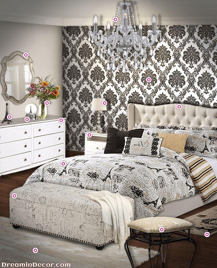 [ Paris Bedroom Decorg Themed Bedrooms French Theme Apartment Furniture  Decor ]   Best Free Home Design Idea U0026 Inspiration