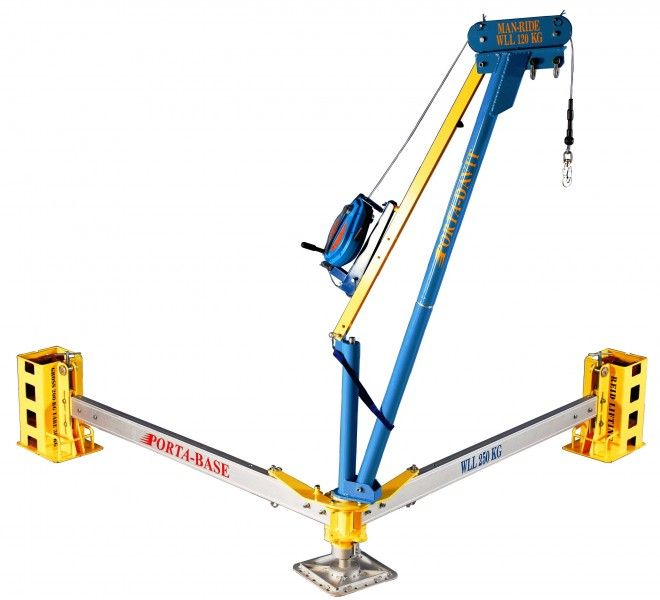 Goods And Personnel Lifting: 15 Best PORTA-DAVIT 500 (REID Lifting) Images On Pinterest