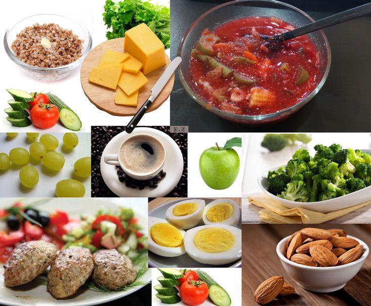 Что можно есть во время боннской диеты