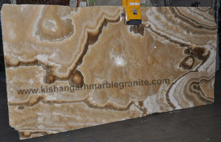 CAPPUCCINO ONYX MARBLE   This natural stone is gorgeous and, looks wonderful after all finishing has been done, Marble can be use as wall cladding, bar top, fireplace surround, sinks base, light duty home floors, and tables. http://kishangarhmarblegranite.com/