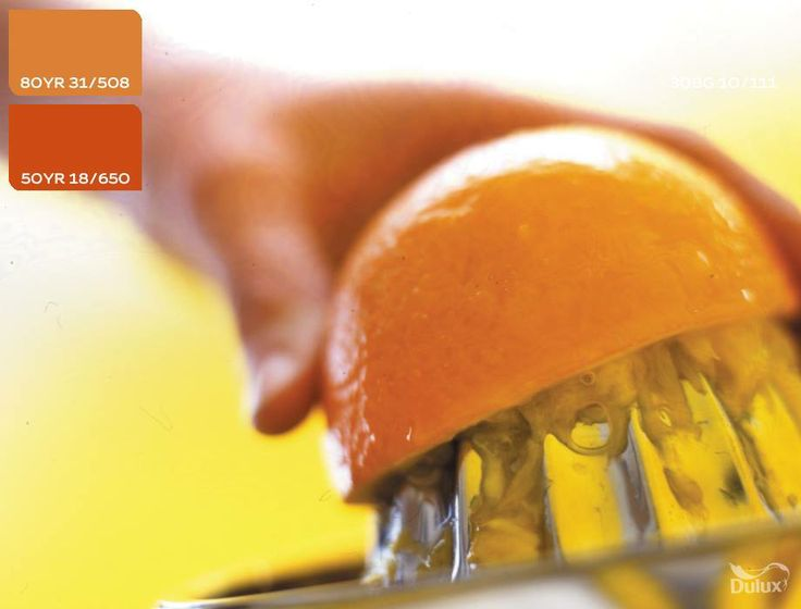 #dulux #homedecor #paint #orange #daystart