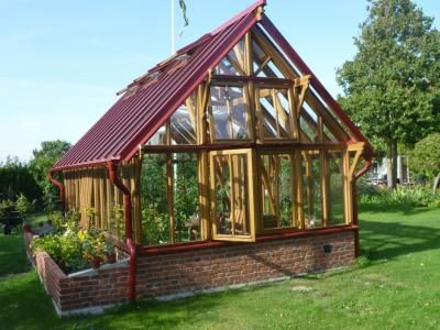 Awesome greenhouse
