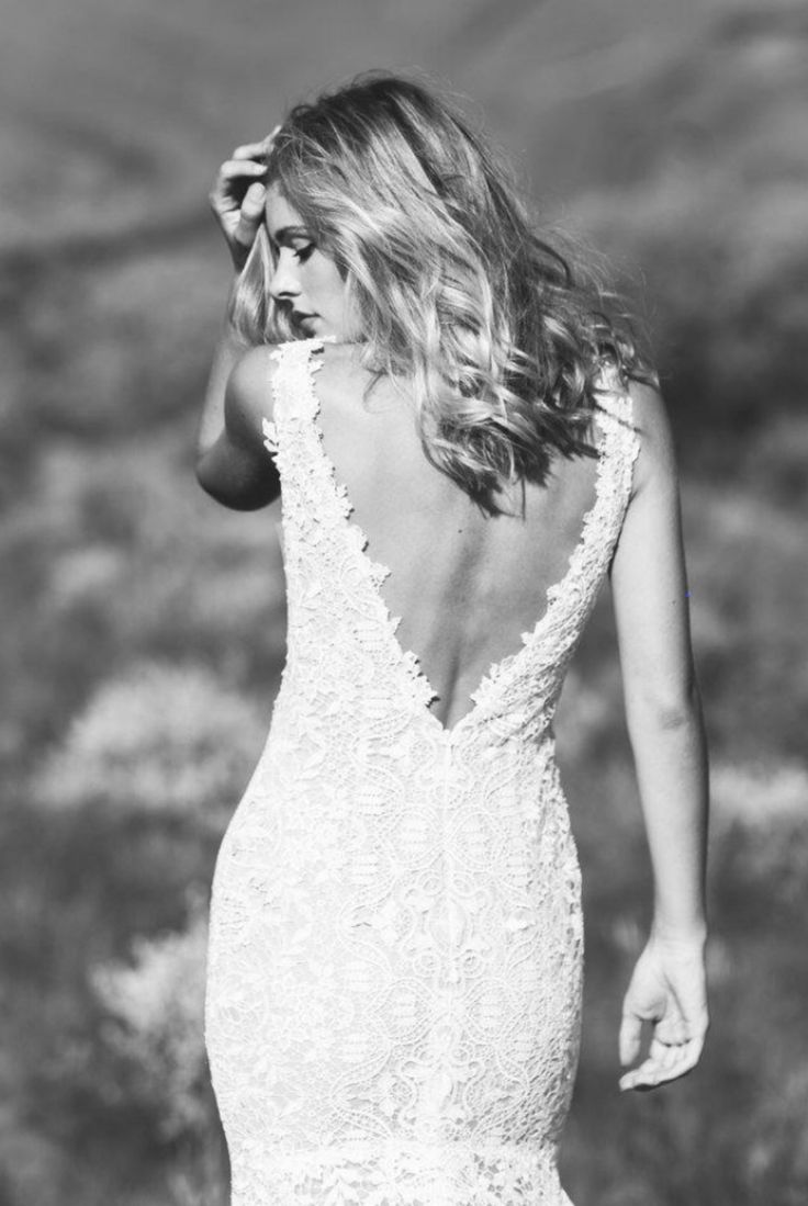 """The """"HAYLEY"""" Gown by Made With Love 