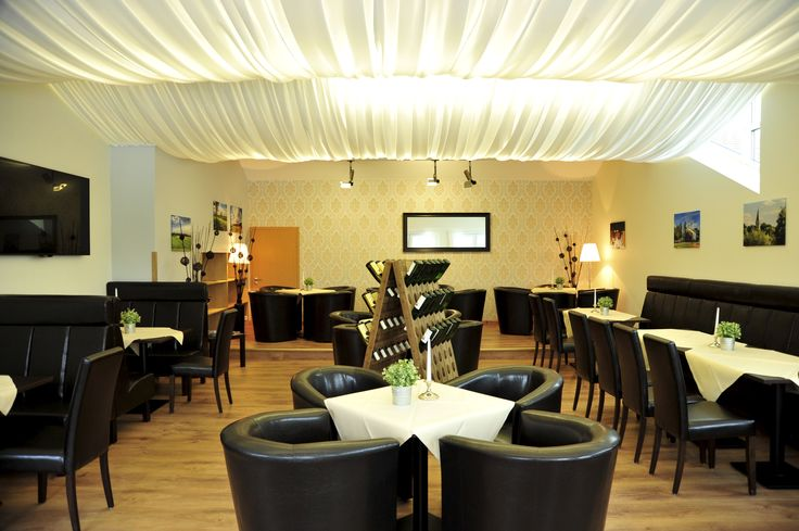 Lassen Sie den Tag in unserer gemütlichen Albatros Lounge ausklingen.