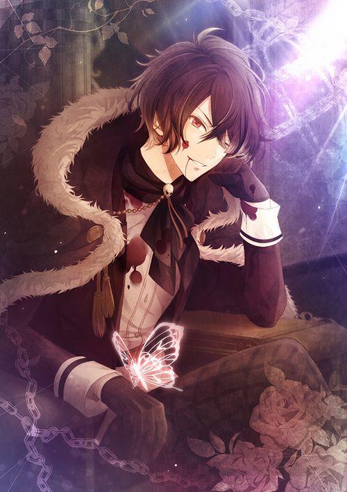 Nonton Anime Diabolik Lovers Lost Eden Kino Game Otome