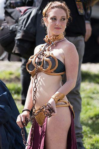 Star Wars Day Roma - Principessa Leia Organa