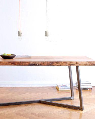 NUTSANDWOODS – Minime lights and table #LGLimitlessDesign #Contest