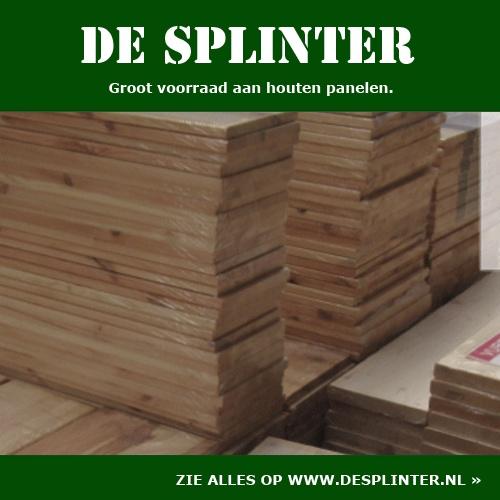 Massief houten panelen   www.desplinter.nl & www.houtenpanelen.nl