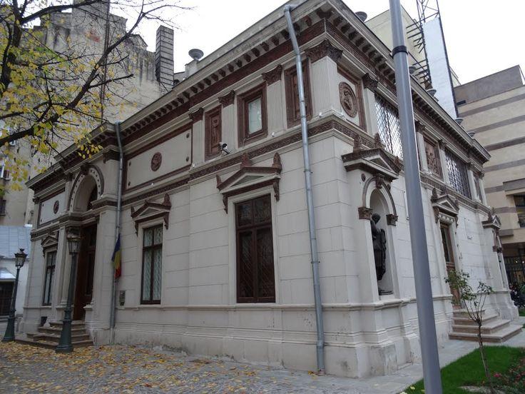Casa lui Theodor Aman