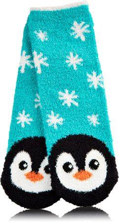 Penguin Shea-Infused Lounge Socks - Bath & Body Works   - Bath & Body Works