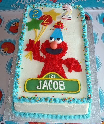 25 best ideas about elmo birthday cake on pinterest for Elmo template for cake