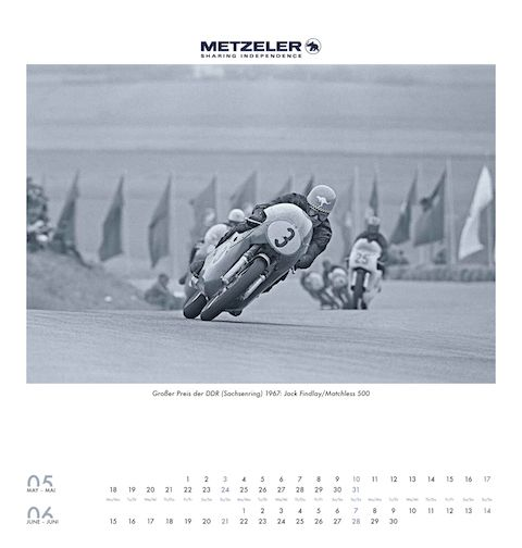 """The Gathering of Legends"" is the title of the 2015 #METZELER #Calendar with photography by Michael Lichter dedicated to the great #motorcycle rallies"