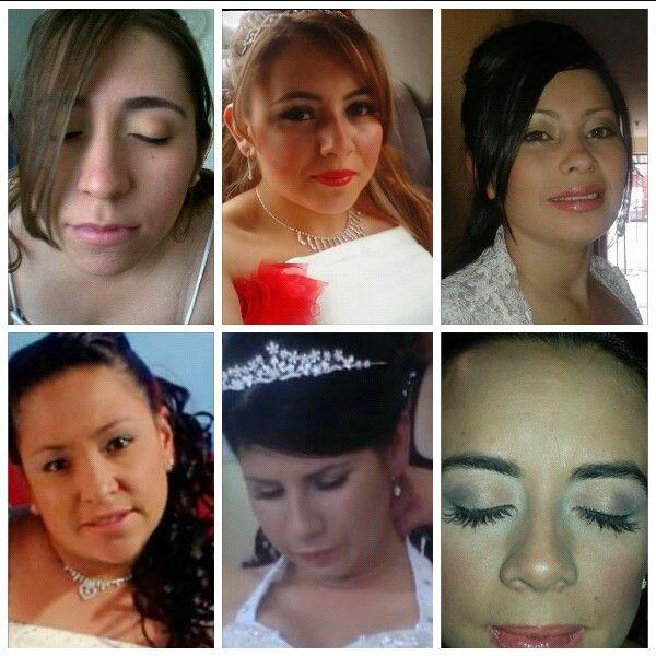 Maquillaje ...