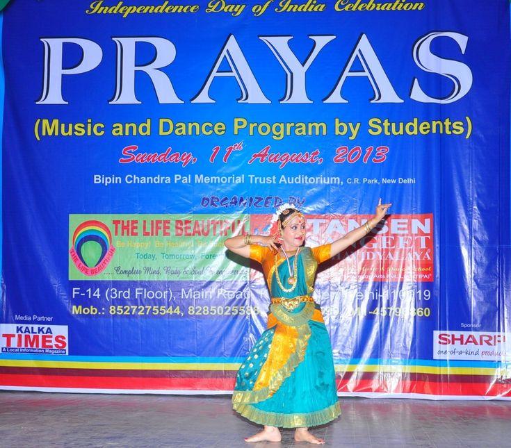 Music and Dance-Bharatnatyam