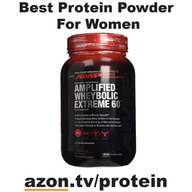 Best Protein Powder For Women