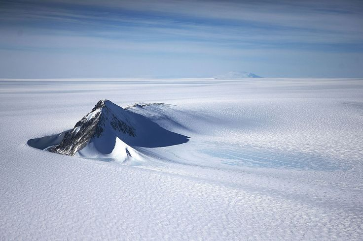 A section of the West Antarctic Ice Sheet