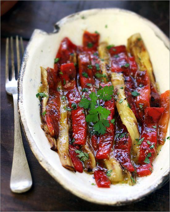 Escalivada (Spanish Grilled Vegetable Salad)