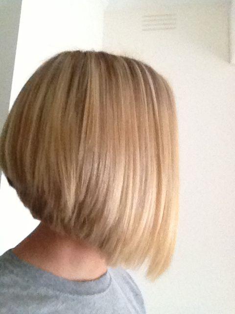 Cute bob haircut for growing out my haircut