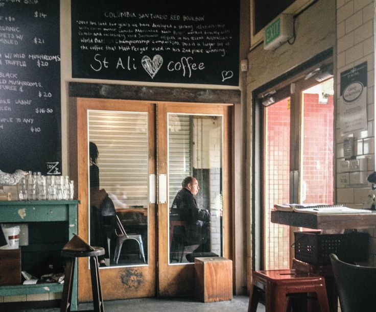 St Ali's coffee house Melbourne