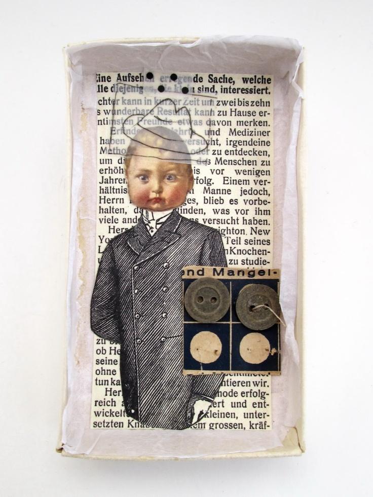 mano kellner, art box nr 351, mangel - sold -