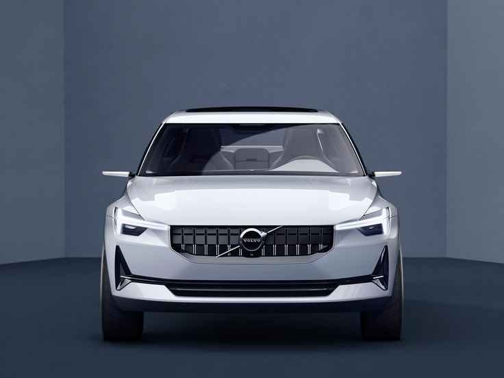 nice Volvo Debuts Two Stunning Concept Compacts