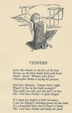 Precious... From 'When We Were Very Young' by A.A. Milne