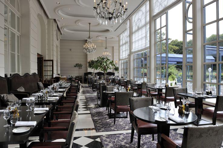 La Veranda Restaurant at Trianon Palace Versailles