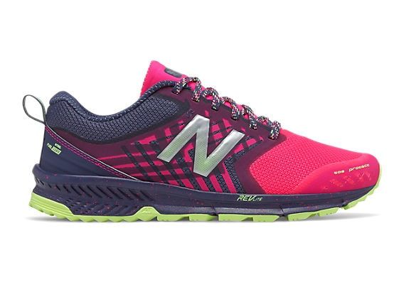 new balance mujer trail running