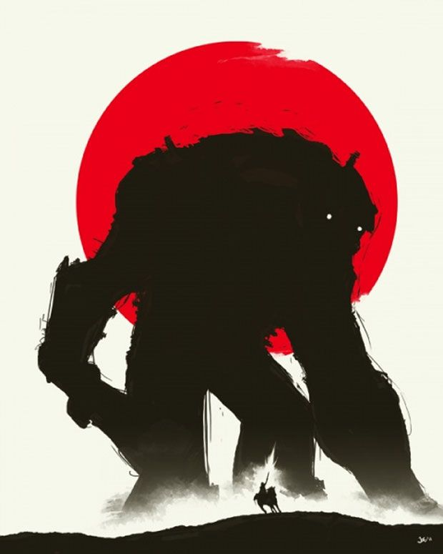 Shadow of the Colossus by Joe Guinto
