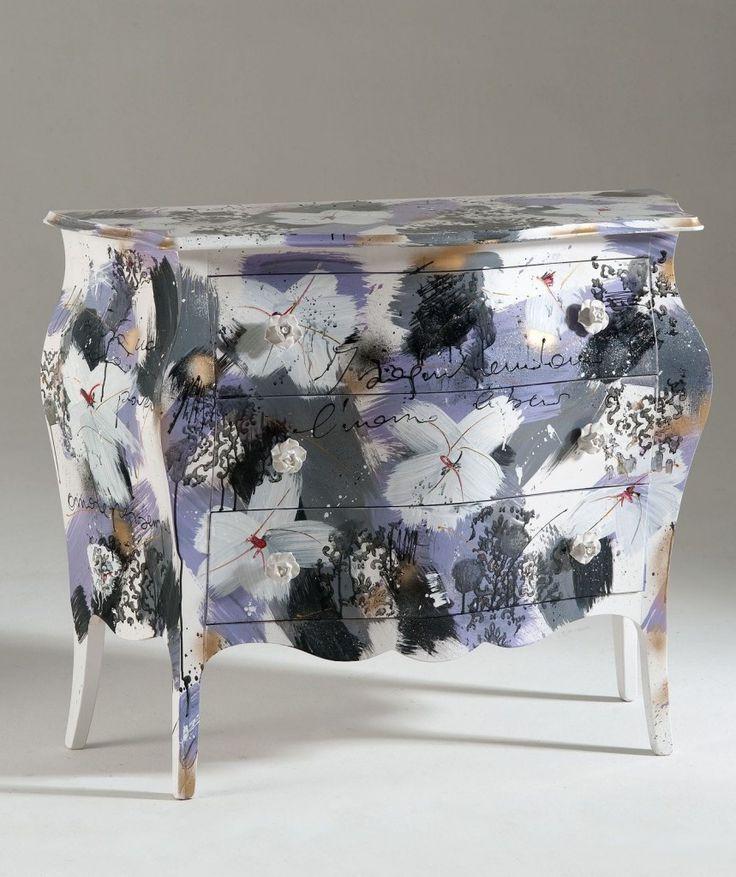 Oltre 25 fantastiche idee su mobili colorati su pinterest mobili funky tecniche di pittura e - Mobili colorati design ...