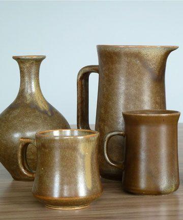 Temuka pottery