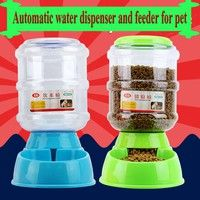 Wish   Pet drinking fountain dog bowl Cat dog water fountain automatic feeders The puppy drinking water machine