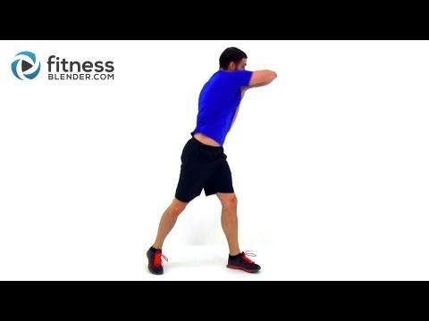 Cardio Kickboxing Workout with Ab Exercises - 37 Minute Fat Melting Routine | Fitness Blender