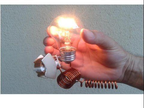 Gerador de Energia Infinita - Lâmpada Mágica - Explicando o Truque - YouTube