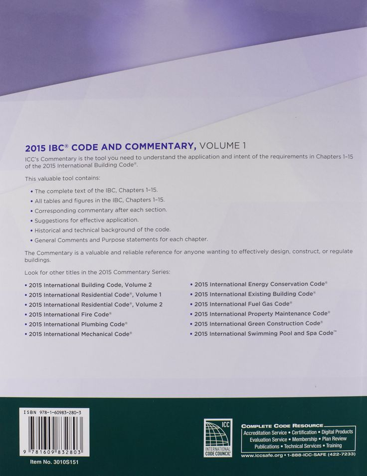 43 best codes standards books images on pinterest books online 2015 international building code commentary volume 1 fandeluxe Image collections