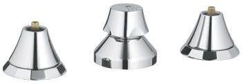 Kensington Vertical Spray Bidet Faucet, Less Handles