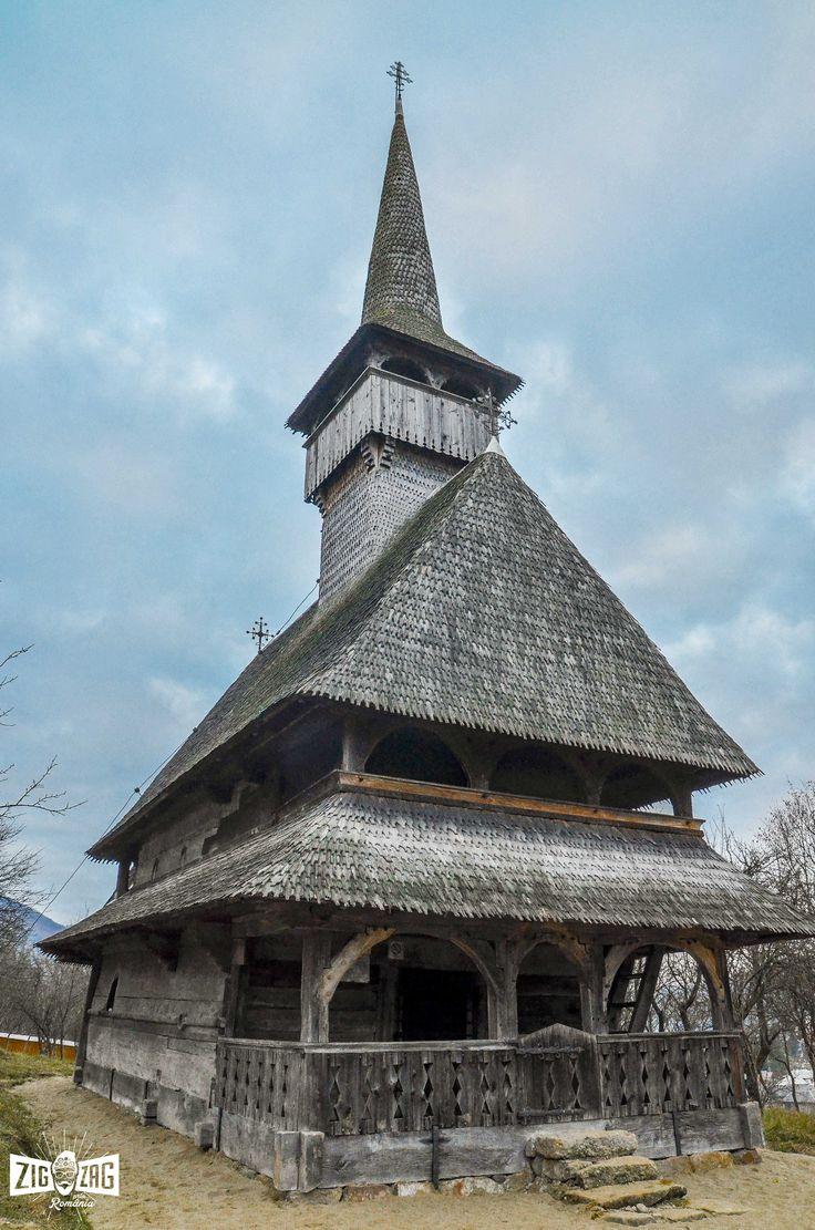 Vechea Biserică de lemn - Bărsana