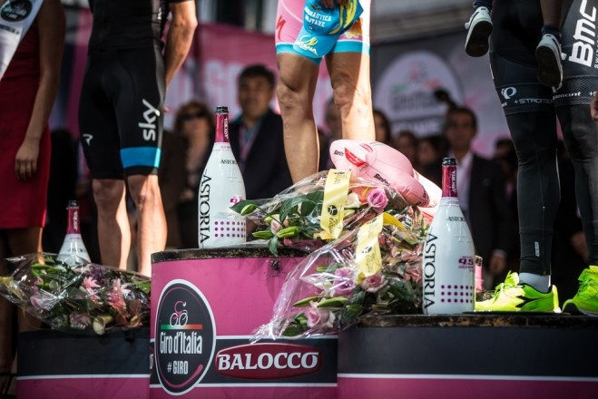 Gallery: Il grande arrivo at the 2013 Giro d'Italia