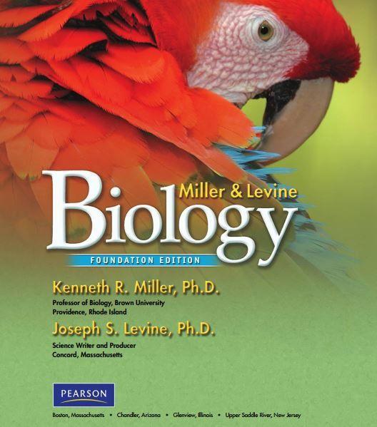 Miller And Levine Biology PDF Free Download PDF Outlet