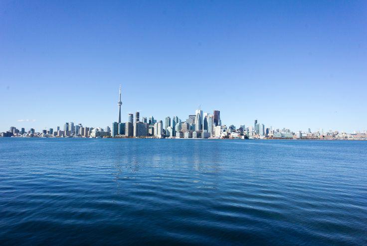 #Toronto #Downtown #Skyline #BlueBirdDay