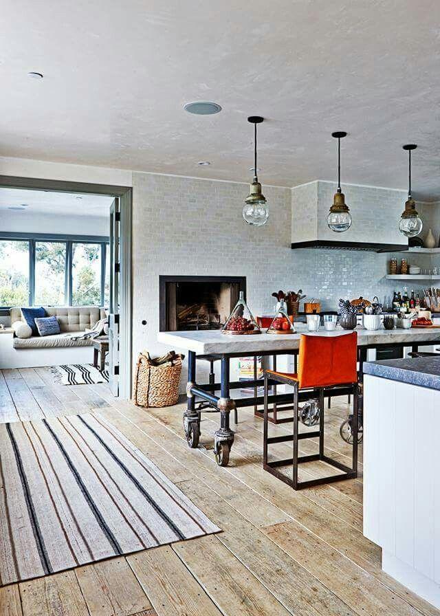 493 besten Kitchens Bilder auf Pinterest   Anbau, Anrichten und ...