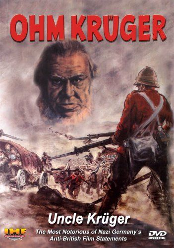 Ohm Kruger -- DVD -- Conceived by Goebbels' Propaganda Ministry: the most incendiary of Nazi Germany's anti-British films and one of the most audaciously cynical movies ever made. #WWII #History