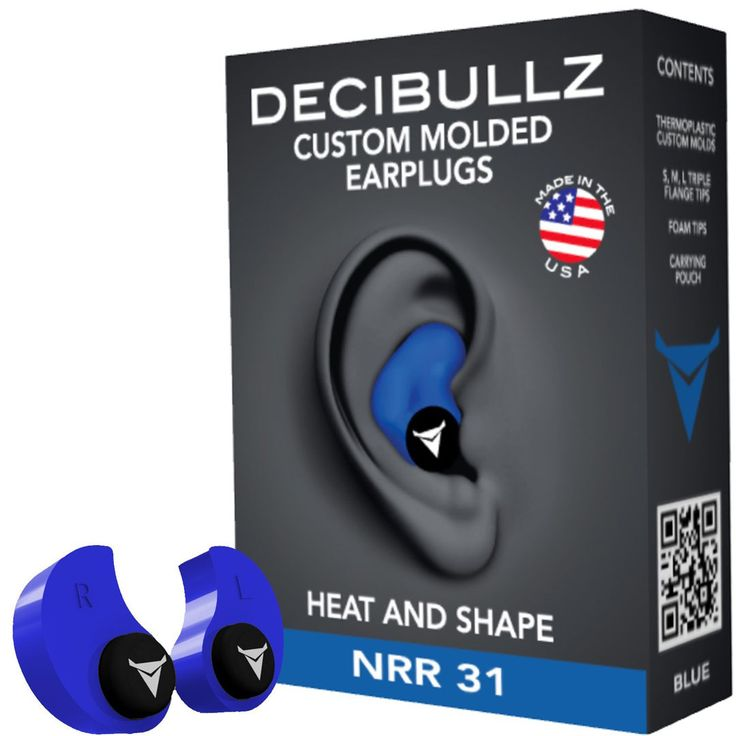 Comfortable Hearing Protection for Shooting