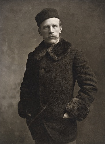 Fridtjof Nansen, ca. 1897  Buffalo, NY  National Library of Norway: Vintage Mens, Vintage Photographs, Hot Vintage, Vintage Picture, Coat, 1890 Men S, Men Photos