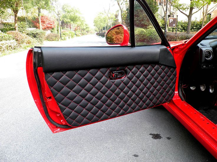 CARBON MIATA Door Cards beautiful! # & 268 best Door panel images on Pinterest | Convertible Corvette and ...