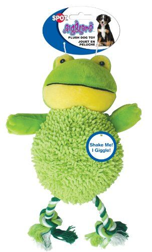 Ethical Pets Gigglers Pals Dog Toy 12-Inch